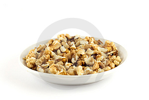 Shelled Nuts Royalty Free Stock Image - Image: 1521326