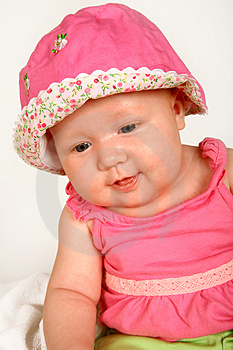 Baby Hat Stock Photography