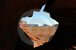 Monument Valley Royalty Free Stock Photo - Image: 1525275
