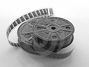 16mm Film Royalty Free Stock Photo