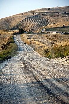 Fields Grain Stock Image - Image: 15200481