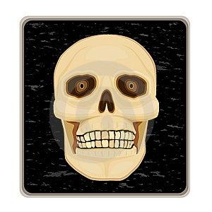 Danger Of Death - Warning Sign Royalty Free Stock Images - Image: 15202919