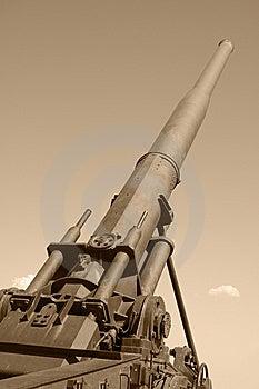 Duotone Artillery Stock Image - Image: 15202961