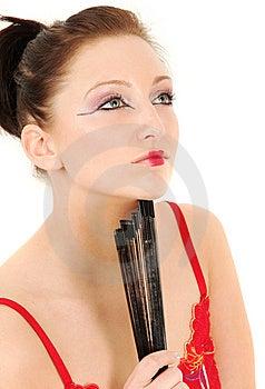 Geisha Fotografie Stock Libere da Diritti - Immagine: 15208168