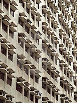Paisaje Urbano Del Edificio Urbano Con Las Porciones De Ventanas Fotos de archivo - Imagen: 15208183