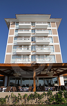 Hotel Royalty Free Stock Images - Image: 15208729