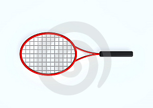 Racquet Royalty Free Stock Images - Image: 15211679