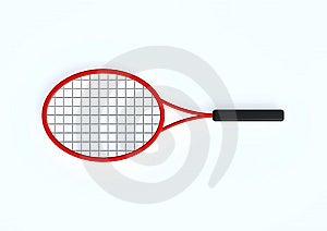 Racquet Obrazy Royalty Free - Obraz: 15211679