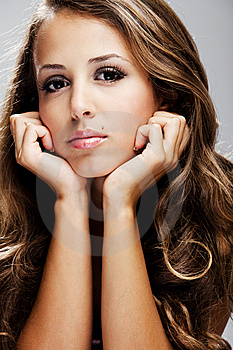 Beauty Face Stock Images - Image: 15213374