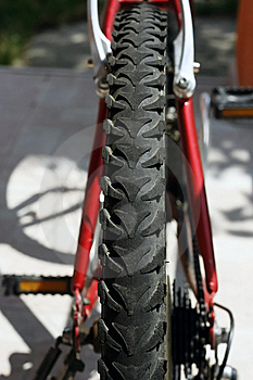 Bicycle Detail Royalty Free Stock Photo - Image: 15215905