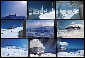 Mount Washington Royalty Free Stock Photos - Image: 15216658