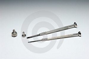 Screw Driver Stock Image - Image: 15218071