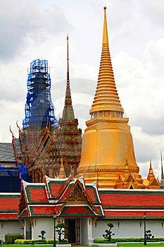 Emerald Buddha Temple Stock Images - Image: 15219224