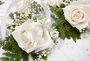 White Roses Stock Images - Image: 15223744