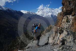 Backpacker Stock Photography - Image: 15224532