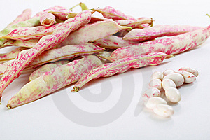Shelled October Peas From Market Royalty Free Stock Photos - Image: 15226028