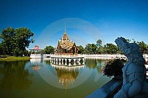 Bang PA-IN Royal Palace Stock Images - Image: 15226304