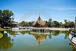 Bang PA-IN Royal Palace Stock Photo - Image: 15226430
