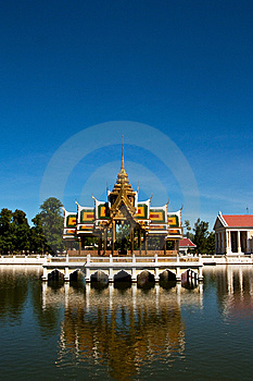 Bang PA-IN Royal Palace Stock Image - Image: 15226461