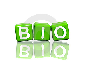 Bio Boxes Royalty Free Stock Photos - Image: 15226968
