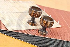 Mini Sake Royalty Free Stock Photography - Image: 15228307