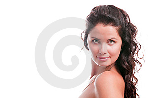 Young Beautiful Woman Royalty Free Stock Photography - Image: 15230427