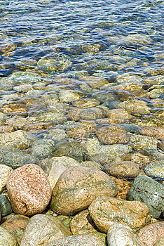Gravel Beach Stock Photography - Image: 15230702