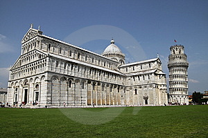 Pisa Leaning Tower Royalty Free Stock Image - Image: 15231096