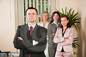Business Team Stock Photos - Image: 15231463