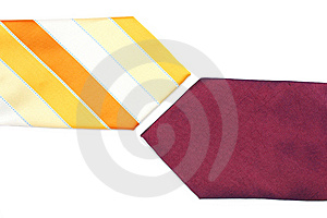 Necktie Close Up Royalty Free Stock Image - Image: 15233706