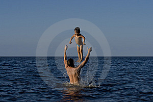 Father And Son Stock Photography - Image: 15238922