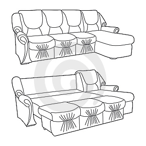 Classic Furniture Stock Photos - Image: 15242223