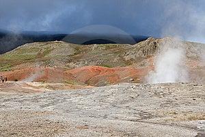 Geyser, Iceland Stock Image - Image: 15242331
