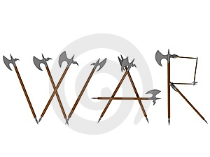 War Text Concept Stock Photos - Image: 15242353