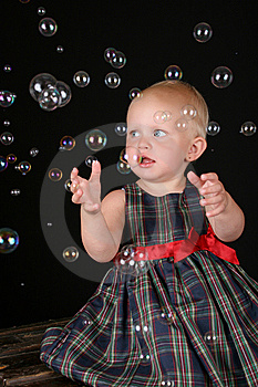 Bubble Fun Royalty Free Stock Image - Image: 15244256