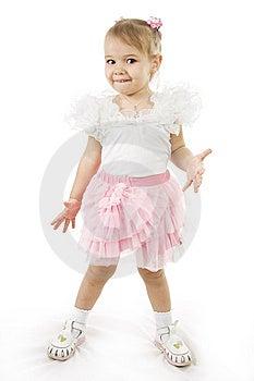 Baby Girl. Stock Image - Image: 15247111