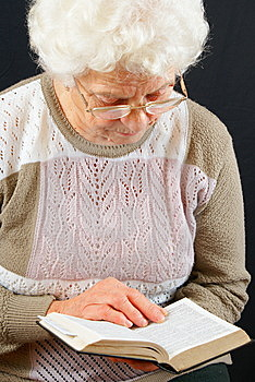 Elderly Woman Stock Images - Image: 15248254