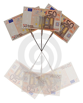 Euro Concept Royalty Free Stock Image - Image: 15250696