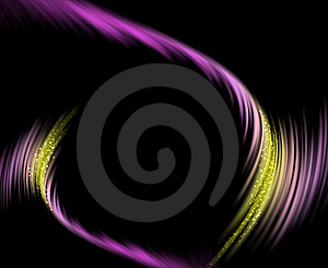 Abstract Spectrum Starwave Stock Image - Image: 15253941