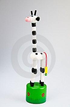 Fake Giraffe,toys Stock Photography - Image: 15254182