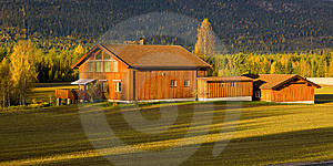 Countryside, Norway Royalty Free Stock Photos - Image: 15258118