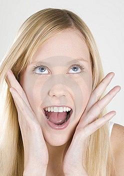 Woman's Portrait Stock Photos - Image: 15258163