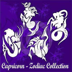 Capricorn. Royalty Free Stock Image - Image: 15260886