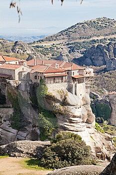 Varlaam Monastery Royalty Free Stock Image - Image: 15263766