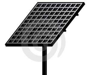 Solar Panel Royalty Free Stock Photography - Image: 15265047