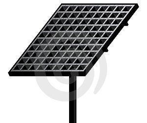 Solar Panel Royalty Free Stock Photography - Image: 15265047