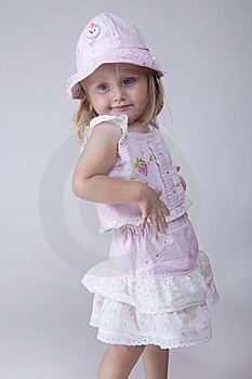 Future Model Royalty Free Stock Photography - Image: 15265557