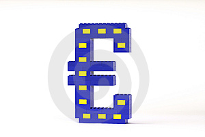 Currency Series EURO Stock Photos - Image: 15265573