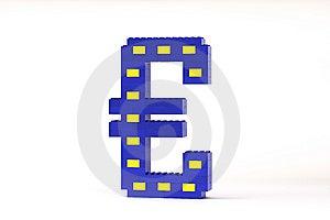 EURO De La Serie Del Dinero En Circulación Fotos de archivo - Imagen: 15265573