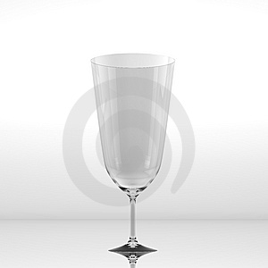 Pure Glass For Beer Or Soda Stock Photos - Image: 15265863